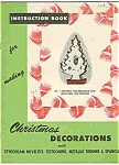 Click here to enlarge image and see more about item J4499: Christmas Decorations  & The esquire guide to Holiday