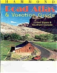 Click here to enlarge image and see more about item J4530: Road Atlas & Vacation Guide -  Hammond