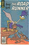 The Road Runner comic book - Gold Key - Jan. 1980