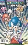 Click here to enlarge image and see more about item J4576: Sonic Firsts - Archie Adventure series # 3   1997