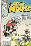 Atomic Mouse -  Charlton comics -  Nov. 1985