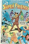 The Super Friends - DC comics -  # 32  May  1980