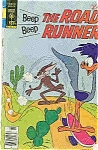 Click here to enlarge image and see more about item J4583: The Road Runner - Gold key comics - # 71  May 1978