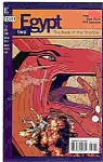 EGYPT  - DC comics - Vertigo # 2    Sept. 1995