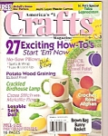Click here to enlarge image and see more about item J4620B: Crafts Magazine -  March 1997