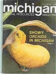 Click here to enlarge image and see more about item J4656: Michigan Natural Resources - May/June 1989