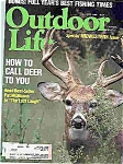 Outdoor Life - August 1989