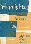 Highlights  for Children magazines    (4 different book