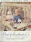 Click here to enlarge image and see more about item J4749: Maid of Scandinavia Co. Catalog - 1965