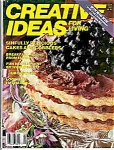 Click here to enlarge image and see more about item J4789: Creative Ideas for living -Sept. 1987