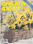 Click here to enlarge image and see more about item J4790: Creative Ideas for living - March 1988