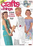 Click here to enlarge image and see more about item J4803: Crafts n things - March/April 1989
