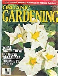 Click here to enlarge image and see more about item J4830: Organic Gardening - December 1991