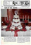 Click here to enlarge image and see more about item J4839: Mail Box News - Cakes of the Month - Nov. & Dec. 1972
