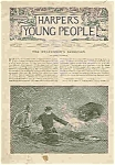 Click here to enlarge image and see more about item J4856: HARPER' YOUNG PEOPLE - January 16, 1894