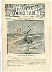 Click here to enlarge image and see more about item J4858: Harper's Round Table - June 11, 1895
