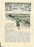 Click here to enlarge image and see more about item J4859: Harper's Round Table  -March 3, 1896