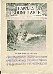 Click here to enlarge image and see more about item J4860: Harper's Round Table - Augustu25, 1896