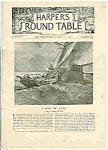 Click here to enlarge image and see more about item J4861: Harper's Round Table - October 10, 1896