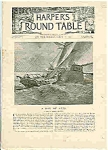 Click here to enlarge image and see more about item J4862: Harpers Round Table - March 17, 1896