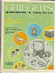 Click here to enlarge image and see more about item J4899: Griegers catalog -   1980