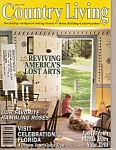 Country Living magazine -  May 1997
