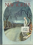 The New Yorker magazine - Nov. 8, 1947 REA IRVIN COVER