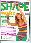 Click here to enlarge image and see more about item J4960a: Shape magazine -  May 1985