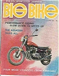 Big Bike - April 1973