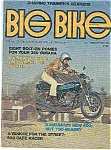 Click here to enlarge image and see more about item J4993: Big Bike - February 1974