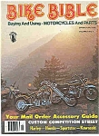 Click here to enlarge image and see more about item J5009: Bike Bible - Spring 1976