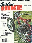 Custom Bike - July 1977