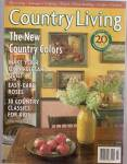 Click here to enlarge image and see more about item J5022HH: Country Living -    March 1998