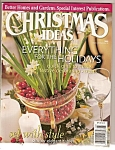 Click here to enlarge image and see more about item J5084L: Better Homes & Gardens Christmas Ideas - 1999