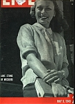 Click here to enlarge image and see more about item J5186: Life Magazine - May 9, 1949