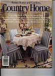 Click here to enlarge image and see more about item J5270: Country Home - August 1986