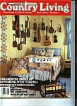 Country Living Magazine - August 1988