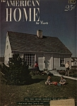Click here to enlarge image and see more about item J5332: The American home - March 1948