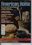 Click here to enlarge image and see more about item J5365: American Home - February 1972
