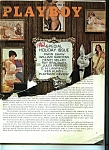 Playboy magazine  January 1962