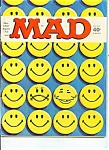 Click here to enlarge image and see more about item J5428a: Mad Magzine - April 1972