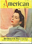 The American Magazine - May 1938