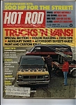 Click here to enlarge image and see more about item J5436: Hot Rod - August 1974