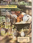 Click here to enlarge image and see more about item J5437H: Early American Life directory -  August 1992