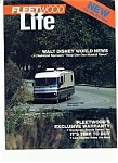 Click here to enlarge image and see more about item J5440a: Fleetwood Motor Home brochure  1989