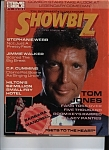 Click here to enlarge image and see more about item J5492: Showbiz Magazine - April 25, 1987