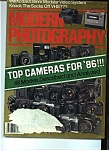 Click here to enlarge image and see more about item J5500: Modern Photography - December 1986