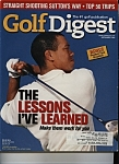 Click here to enlarge image and see more about item J5507: Golf Digest  - September 2000