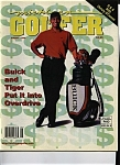 Click here to enlarge image and see more about item J5513: Michigan Golfer - August 2000