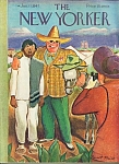 The New Yorker Magazine - Jan 11, 1947 PRICE DALI